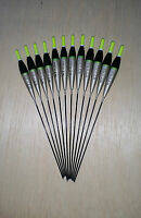 *BARGAIN* 12 x Assorted High Quality Pole Fishing Floats (Pack 310Y12)