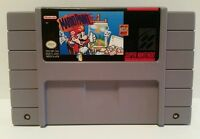 Mario Paint (Nintendo SNES, 1992) *Cartridge Only* TESTED WORKS