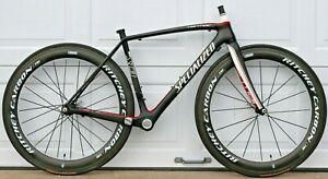 Specialized Tarmac Expert SL3 FACT Carbon 52cm Road Bike Frameset Small 53cm