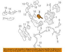 GM OEM Turbocharger-Control Solenoid 98061571