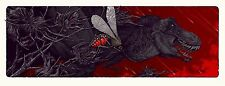 """""""Inclusion"""" Jurassic Park Poster/Print by Aaron Horkey Mondo-Con 2015 SOLD OUT!"""