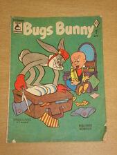 BUGS BUNNY NO 16 DECEMBER 1957 AUSTRALIAN COMIC
