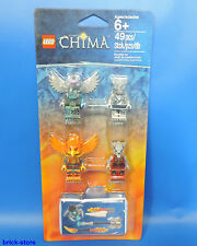 LEGO CHIMA Lot 850913 / FEU ET GLACE minifiguren-zubehör-set