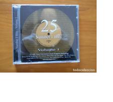 CD 25 NUMBER 1 HITS - VOLUME 1 (V6)