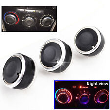FIT FOR MAZDA 6 M6 03~08 SWITCH KNOB HEATER CLIMATE CONTROL BUTTONS DIALS FRAME