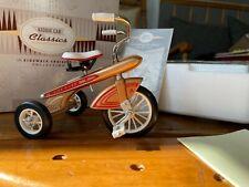 Hallmark Kiddie Car Classics Sidewalk Cruisers 1960 Murray Blaz-O-Jet Tricycle