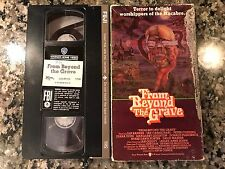 From Beyond The Grave Vhs! 1974 Horror! Asylum Madhouse The Monster Club