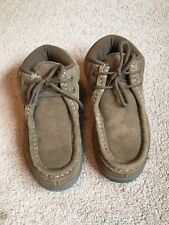 ipath cats suede skate shoes mens size 8 vintage Stash Pocket