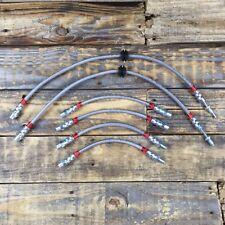 E36 BMW Brake Lines-Stainless Steel (E24, E28, E32, E34)