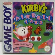 KIRBY'S PINBALL LAND - GAME BOY KIRBY GAMEBOY NINTENDO GB