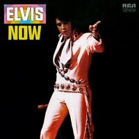 ELVIS PRESLEY - ELVIS NOW-COLOURED-   VINYL LP NEW