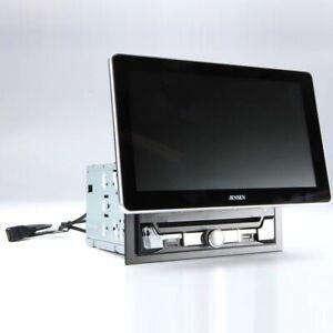 "JENSEN CAR8000 10.1"" TOUCHSCREEN TFT LCD DOUBLE-DIN CAR AUDIO STEREO RECEIVER BT"