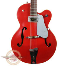 VINTAGE 1960'S GRETSCH 6125 SINGLE ANNIVERSARY HOLLOW BODY ELECTRIC GUITAR
