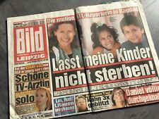 BILD Zeitung 29. März 2003 / 03. / 29.03.2003 / Antonia Rados Bagdad