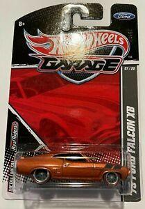 A25 1/64 Hot Wheels Garage  Copper '73 Ford Falcon XB