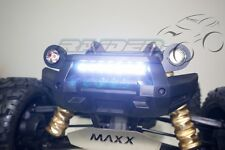 Front Bumper WHITE LED Lamp Lighting System for Traxxas X-MAXX XMAXX 6S 8S