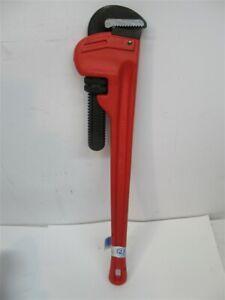 """Reed RW24, 02170, 24"""" Heavy Duty Pipe Wrench, 1/4"""" - 3"""" Capacity"""