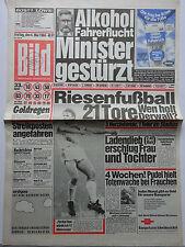 Bild Zeitung 4.5.1984, Fiona Gelin, Charlene Tilton, Jackie Jones, Jackson Mich
