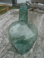 Antiker Weinballon Glasballon Ballonflasche Gärballon Glasballon ca 3 L