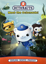 MEOMI OCTONAUTS  MEET THE OCTONAUTS DVD