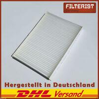 Filteristen Innenraumfilter Pollenfilter Mercedes A-Klasse (W168), Vaneo (414)