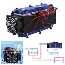 1X Durable 8-Chip 12V 576W TEC1-12706 DIY Thermoelectric Peltier Cooler Radiator