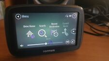 TOMTOM 40 GPS with lifetime updates.