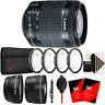 Canon EF-S 18-55mm f/3.5-5.6 IS STM Lens with Accessories For Canon SLR Cameras