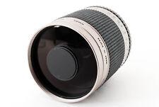 【NEAR MINT】 Kenko Mirror Reflex 500mm F/8 For Nikon Mount MF Lens Japan #hk727