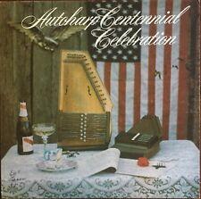 Bill Clifton – Autoharp Centennial Celebration! LP Vinyl 1981 Bluegrass Record