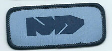 ND ? or GN ? or 1 2 ? advertising patch 1-5/8 X 3-5/8 #889