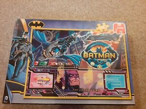 vintage BATMAN movie Jigsaw Puzzle Jigstars 250 Pieces UK factory SEALED w// box