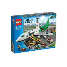 LEGO® City 60022 Großes Frachtflugzeug NEU OVP_ Cargo Terminal NEW MISB NRFB