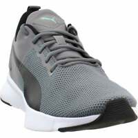 Puma Flyer Runner Lace Up Sneakers      - Grey - Mens