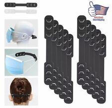 10pcs Face Mask Ear Hook Ear Strap Extension Mask Fixing Clip Ear Saver