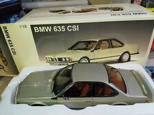 Autoart Auto art 1/18 1:18 Diecast BMW e24 635 CSI Metallic Beige in stock