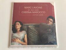 MARC LAVOINE ET CRISTINA MAROCCO CD J'AI TOUT OUBLIE