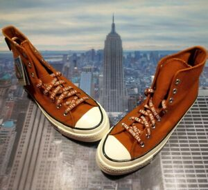 Converse Chuck Taylor 70 High Top Gore-Tex Amber Sepia Mens Size 7 168858c New