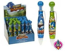 NOVELTY SONIC THE HEDGEHOG BOOM SET OF TWO PENS BIRO