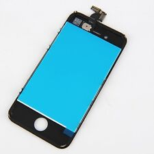 New Black LCD Screen Digitizer Glass Assembly Replacement Repair For iPhone 4S