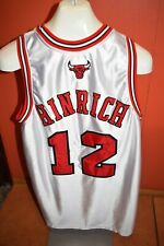 NBA Chicago Bulls - Kirk Hinrich #12 Official Game Jersey - New