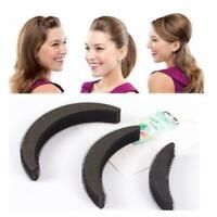 Hot Women Hair Styling Clip Stick Bun Maker Braid Tool Accessories Hair I2G5