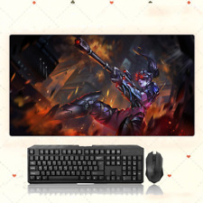 GAME Overwatch Widowmaker Extra Large Mouse Pad free shipping(31.5'' * 15.7'')