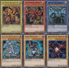 All-6 Limited Winged Dragon of Ra, Slifer, Obelisk Blue-Eyes White Dark Magician