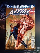 Action Comics Rebirth #966 (8722)