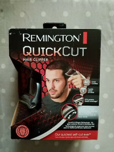 Remington Quick Cut Hair Clippers with 9 Comb Lengths Model Number HC4250
