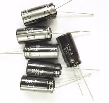 3300uf 6.3v 105c panasonic ECA-0JHG332 taille 10mmx20mm pack de 6pcs
