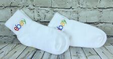 Ebay Open Live 2016 Las Vegas Swag Ebayana Socks Two Pair Size 7-9 and 9-11