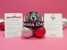 Santa Cam - 2 Santa Letters - Dummy CCTV Surveillance Camera - In Stock