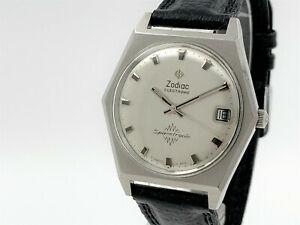 ZODIAC Spacetronic Vintage Electronic Watch Cal. 91 Ref. 912-960 (SO369)